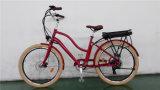 Vélo électrique bon marché de nouveau modèle pour la femme