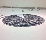 Piattaforma girevole automatica girante dell'automobile di piattaforma della visualizzazione della sala d'esposizione
