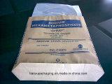 La exportación de la fábrica de la bolsa de papel laminado con la línea de plástico