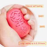Pacote de aquecimento de mão com aquecimento natural