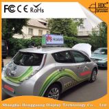 Farbenreicher wasserdichter Zeichen-Vorstand des Taxi-P5 des Dach-LED für das videobekanntmachen