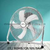 ventilator SAA/Ce/GS/Rohs van /America van de Ventilator van de Vloer van 18 Ventilators van het Metaal '' de Elektrische