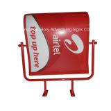 Vacuum Forming Acrílico Tienda al aire libre Light Box Signage