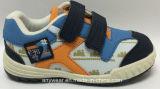 Chaussures de sport d'enfants de chevreau (AFK 1090)