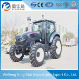 Traktor des Bauernhof-Traktor-Rad-Traktor-130HP des Traktor-4WD