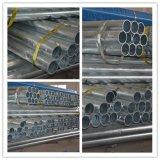 Resíduos explosivos de tubo de aço galvanizado para transporte de líquidos da estrutura