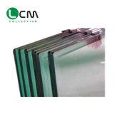 Builldingのガラス構築ガラスデザインカーテン・ウォールの正面の緩和されたガラス