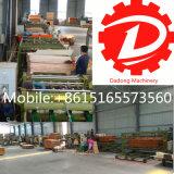 Constructeur de contre-plaqué faisant l'outil de travail du bois de machine