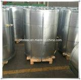 Bobina d'acciaio PPGI della Cina con colore rosso