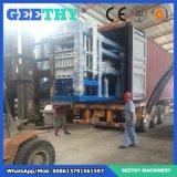 Machine creuse automatique de bloc de brique de cendres volantes de Qt4-15c