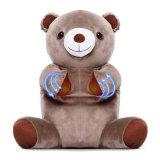 Elétrica em forma de animal de massagem travesseiro / pescoço e corpo Massager