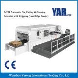 Mhk-FC Troquelado automático y arrugas de la máquina con desvestido
