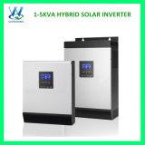 1kVA/2kVA/3kVA/4kVA/5kVA de uso doméstico de energía solar fuera de la red inversor con PWM/MPPT controlador