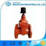 Válvula de porta industrial F4 do ferro de molde Pn16 F5