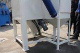 Chorreo de arena del tratamiento por lotes de máquina de la ráfaga del barril