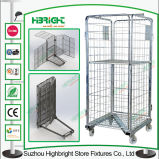 Warehouse Cargo Storage를 위한 병참술 Hand Trolley Cart