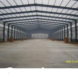 Pre dirigiendo el edificio del taller/del almacén de la estructura de acero (DG2-042)