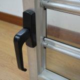 Finestra di vetro di alluminio K09011 dell'otturatore