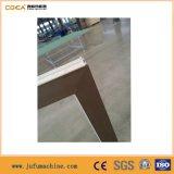Belüftung-Fenster-Tür-Profil CNC-Eckreinigungs-Maschine