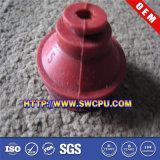 A extremidade de metal personalizada do Gancho de borracha da curva de ventosa (SWCPU-R-SC832)