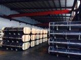 China-Hersteller-Kohlenstoff-Graphitelektrode mit Nippeln für Lichtbogenöfen