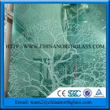 Il vetro della costruzione di sicurezza che recinta/ha temperato il vetro laminato per la costruzione con il prezzo di fabbrica