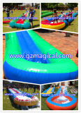 Eau froide Game Inflatable Soap Slip Slide pour Kids