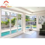 Los diseños de oficina comercial de la ventana de aluminio/Ventana Aluminun