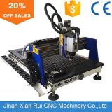 Van Jinan van Xian Rui Alibaba de In het groot Mini Houten 6090 CNC Router van Desktop