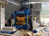 Petit bloc creux faisant la machine/machine de fabrication de brique simple
