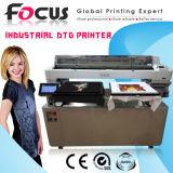 Max 110*70cm T7200 DTG directe à plat à vêtement imprimante avec le logiciel RIP
