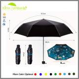 Полная печать внутри зонтика 3 створок и зонтика нестандартной конструкции