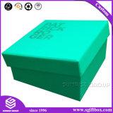 Boîtes-cadeau faites sur commande de panneau rigide de qualité avec des couvercles