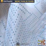 100% полиэстер Noctilucent DOT ткань Китайского Нового ткани для спортивной одежды