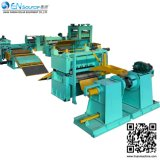 línea de maquinaria de corte automático de bobinas de acero