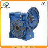 Motor de la caja de engranajes de la velocidad del gusano de Gphq Nmrv40
