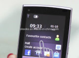 Telefono sbloccato originale delle cellule del telefono mobile 3G di X3-02 GSM