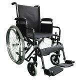 "Desbloquear rápido, pequeñas ruedas, sillón de ruedas manual funcional, de acero, Kbw871h-17 """