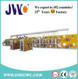 Pleine serviette hygiénique servo faisant le constructeur Jwc-Kbd-SV de machine