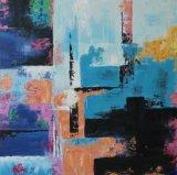 Bunte Abstrack Wand-Künste für Hauptdekoration