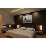 木製の物質的な商業家具の寝室の家具セット(S-27)