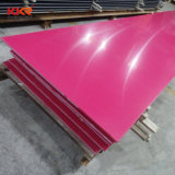Oppervlakte van de Steen van Shenzhen de Witte Acryl Stevige voor Countertop van de Keuken