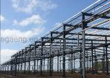 Almacén conveniente de la estructura de acero de la instalación de la buena calidad del precio de fábrica