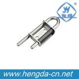 Yh9345 o tipo de aço gabinete do ferro U puxa a dobradiça da mola