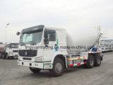 Caminhão do misturador de 6*4 HOWO/misturador concreto Lorry371HP