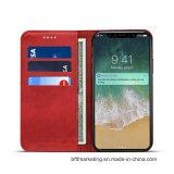 Высочайшее качество Wallet телефон чехол для iPhone X