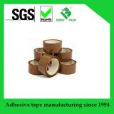 China Wholesale color marrón BOPP cinta adhesiva de embalaje para distribuidor