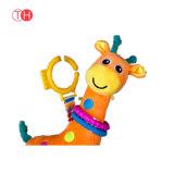 Giraffe-Geklapper-Plüsch