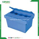 Cadre logistique de conteneur de rotation en plastique durable