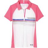 Design personalizado mulheres Dry Fit camisa Polo Factory Guangzhou (ELTWPJ-276)
